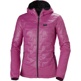 Helly Hansen Lifaloft Hybride Insulator Jas Dames, dragon fruit